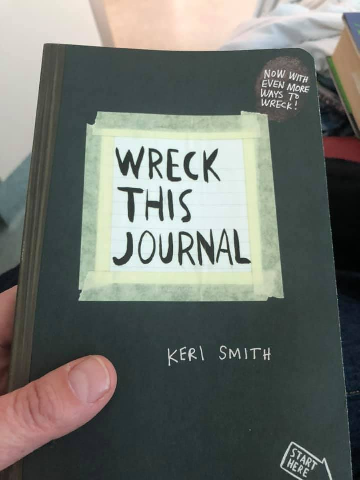 w3reck this journal